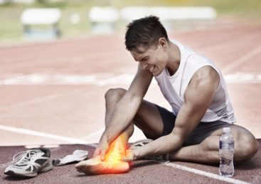 Four Common Injuries caused by Running