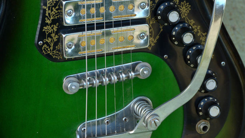 Teisco – King of the knock-off guitar
