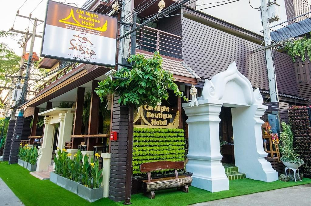 You Can Find a Conveniently Located Hotel in Chiang Mai
