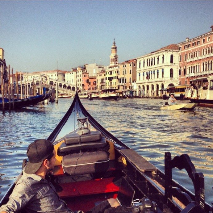 Ride A Gondola Things You Have To Try In Venice, Italy