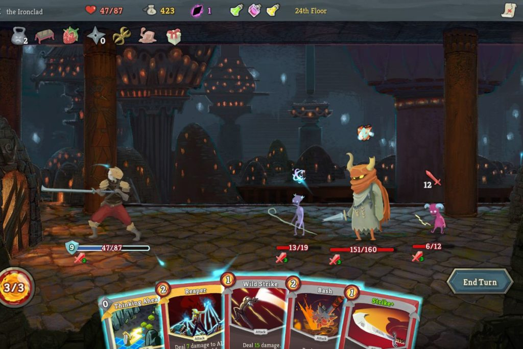 Slay the Spire The best freeware card games - fun virtual card games