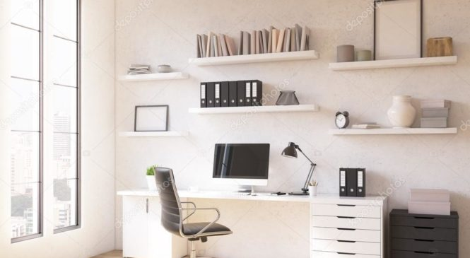 Make Your Workplace at Home with These Ideas