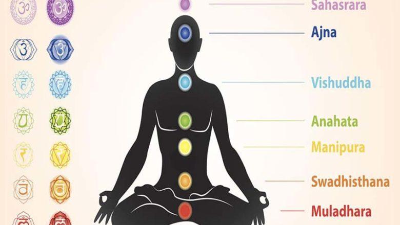 Yoga for each chakra, hara chakra and white chakra