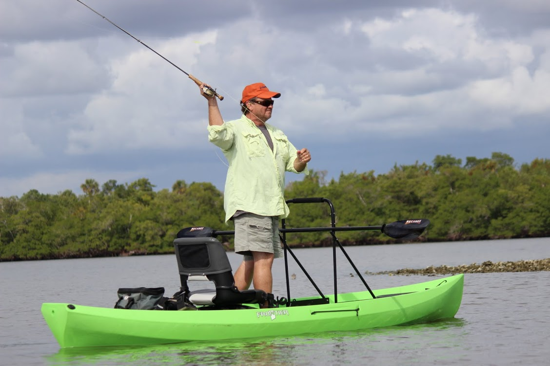 Best fishing kayak for a big guy