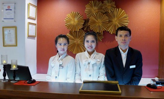 friendly Staff You Can Find a Conveniently Located Hotel in Chiang Mai