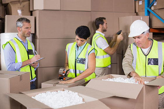 pick and pack services Using Warehousing Solutions to Streamline Your Business