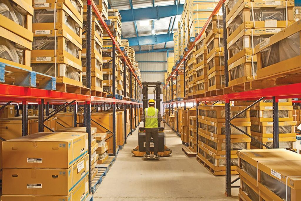 warehouse Using Warehousing Solutions to Streamline Your Business