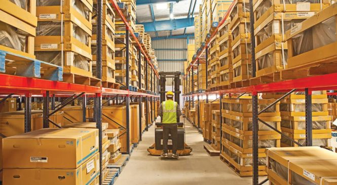 Using Warehousing Solutions to Streamline Your Business