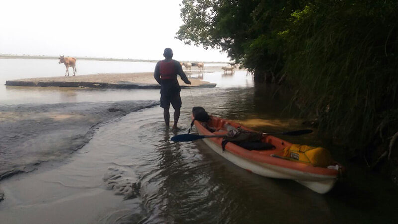Clean Kayaking Campaign