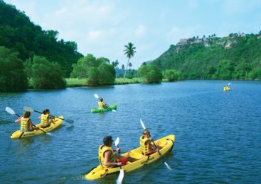Dominican Republic, California and Clean Kayaking Campaign