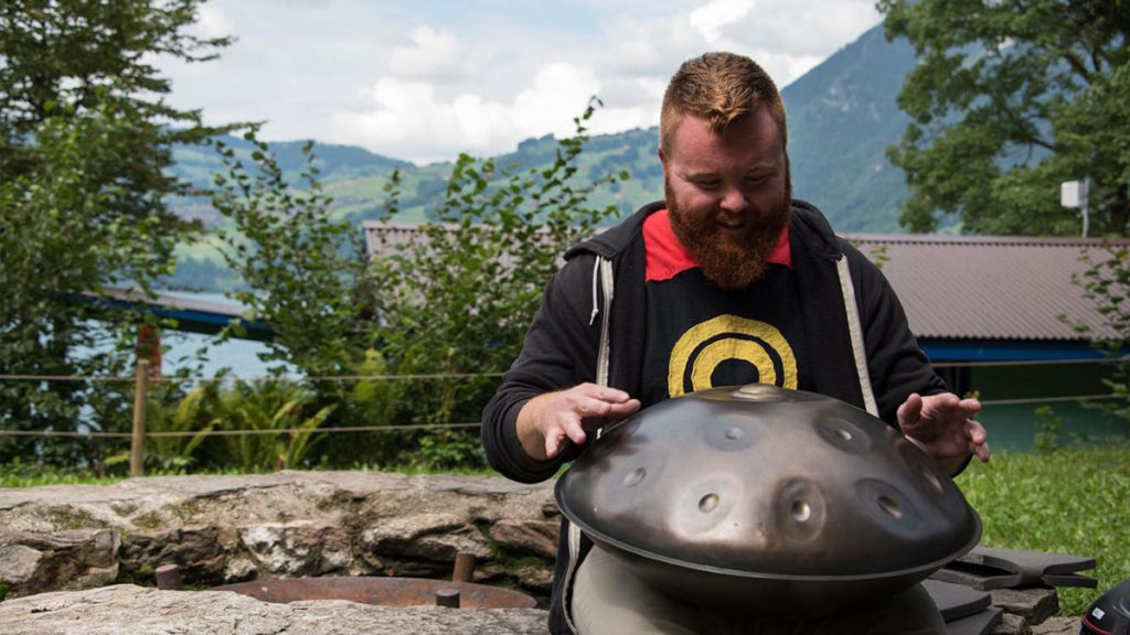 Handpan Fresh and young manufacturers