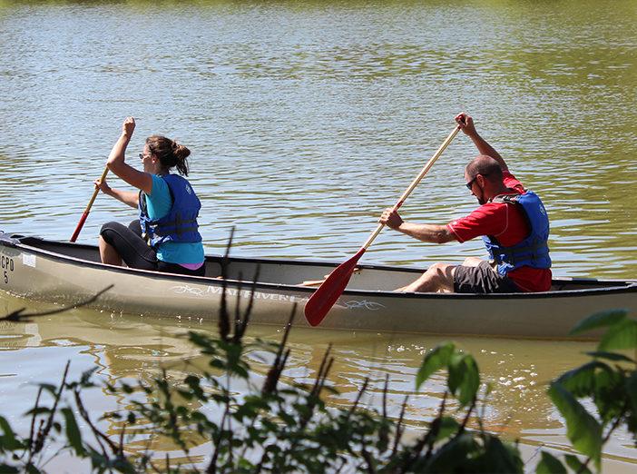 Hunting Kayak