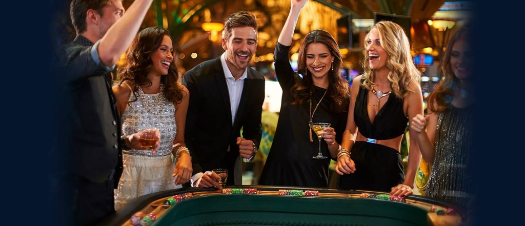People who took over the game of gambling