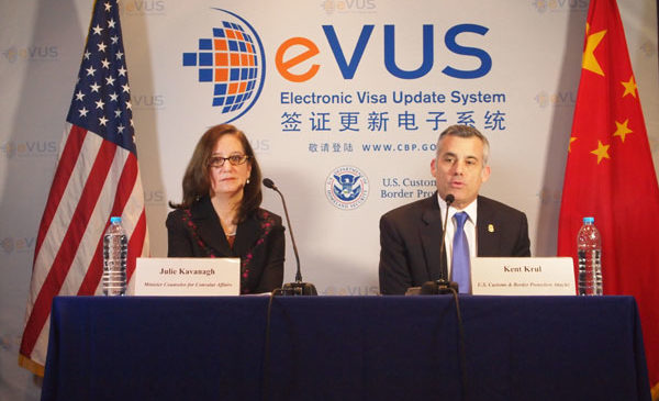 Quick facts about Electronic Visa Update System (EVUS)