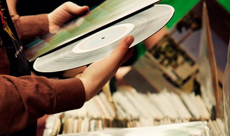 Sell vinyl records for cash? Stop. Know its rich history and vision
