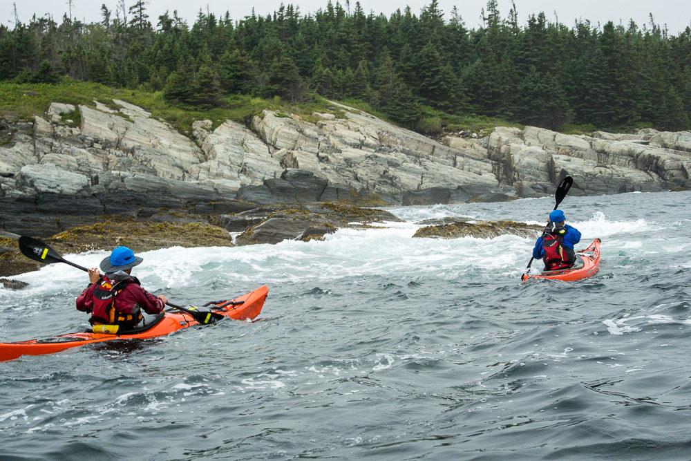 saltwater kayak