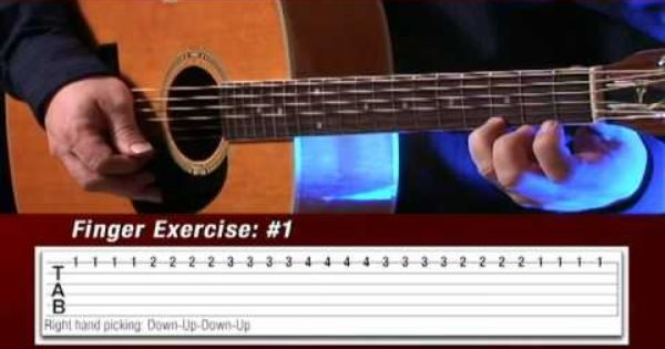 Advanced finger strengthening for ukulele setup