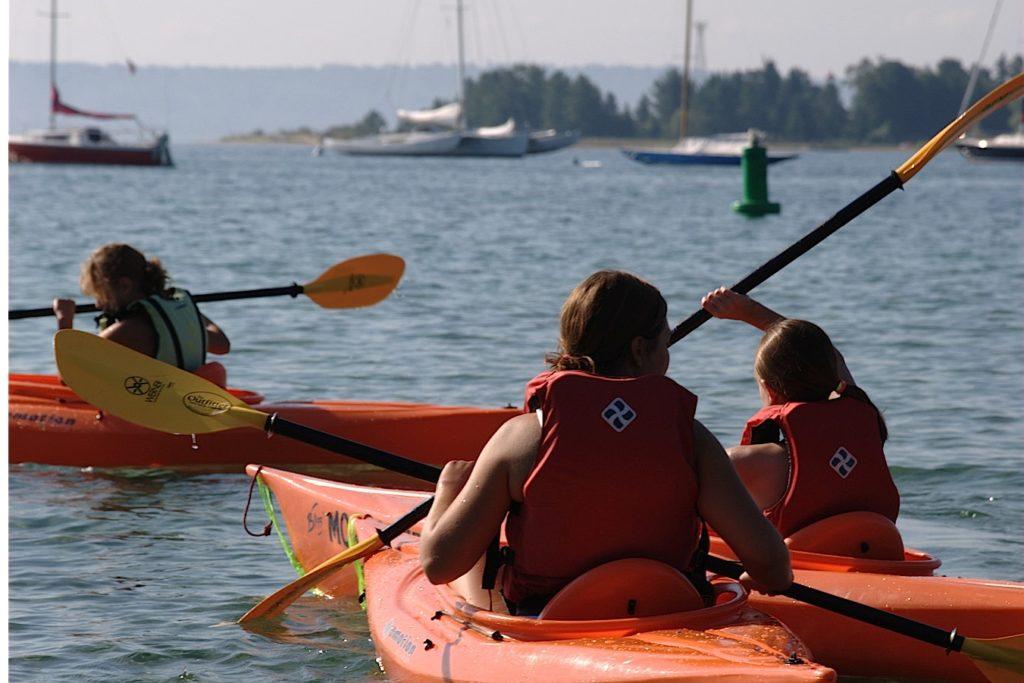 Hiawatha paddling festival