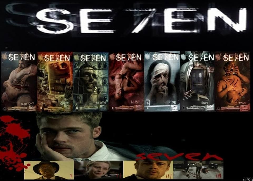 Mind games in 'Se7en' 3 Horror Movies That Will Give You Chills