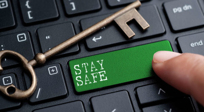 5 Security Tips to Stay Safe Online At All Times