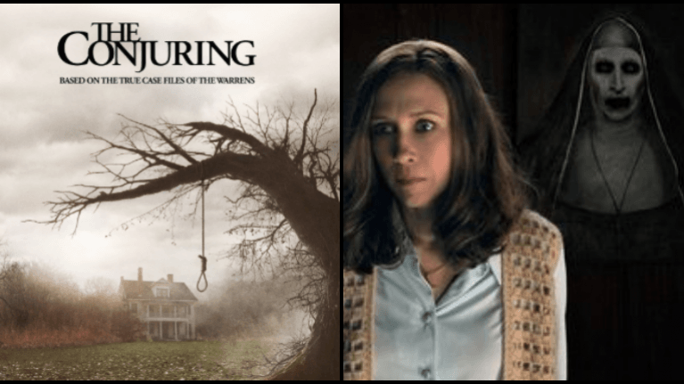 The Conjuring' 3 Horror Movies That Will Give You Chills