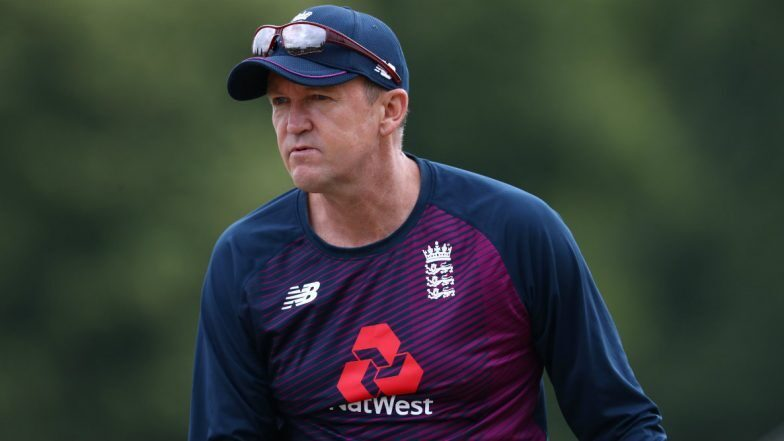coach Andy Flower