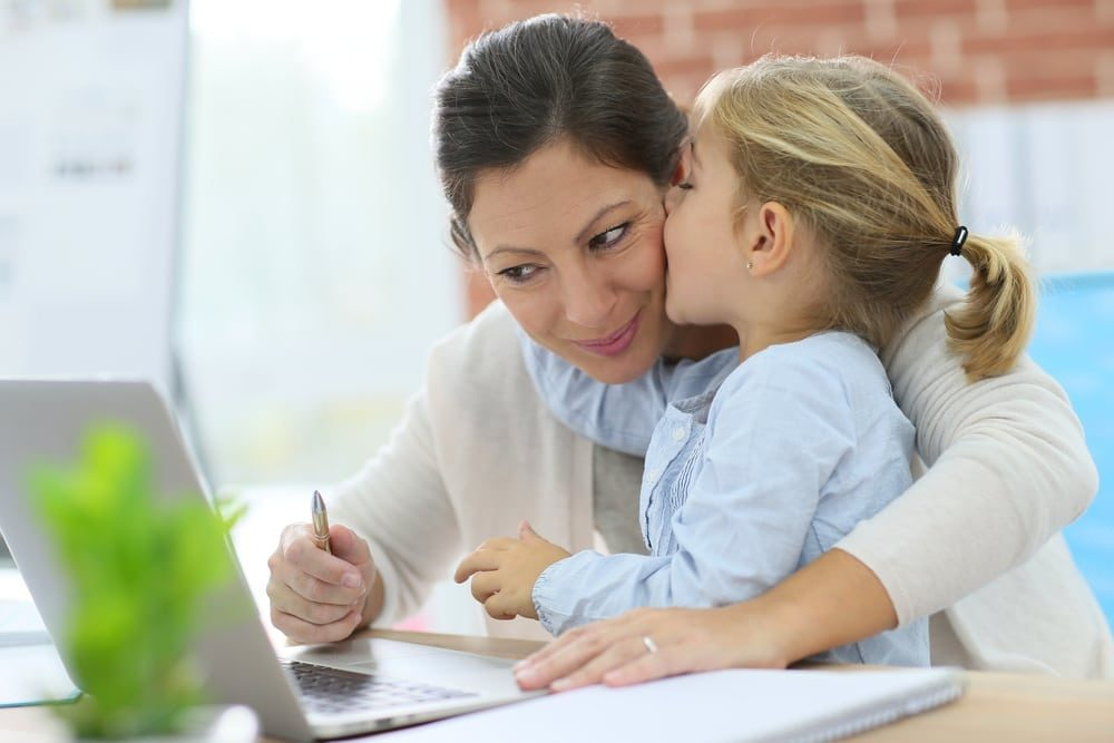 family needs to be on-board Your home based business: The practical considerations