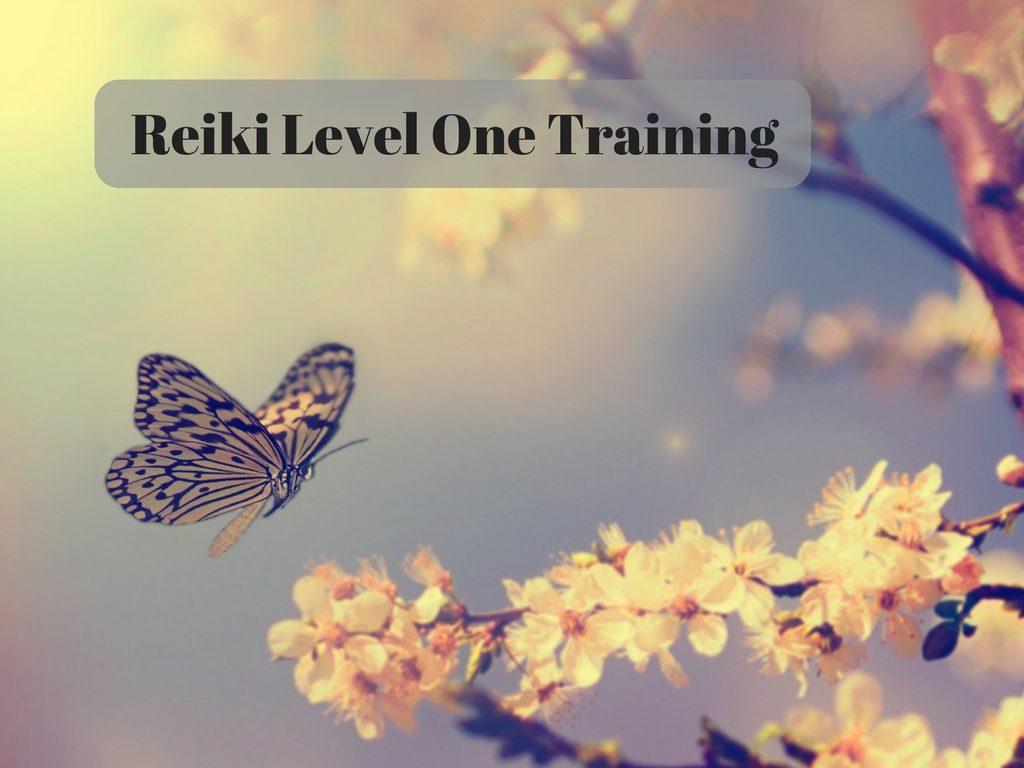 reiki levels