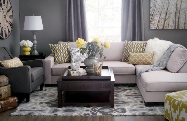 Gray Colored Trends Top Living Room Trends for 2020