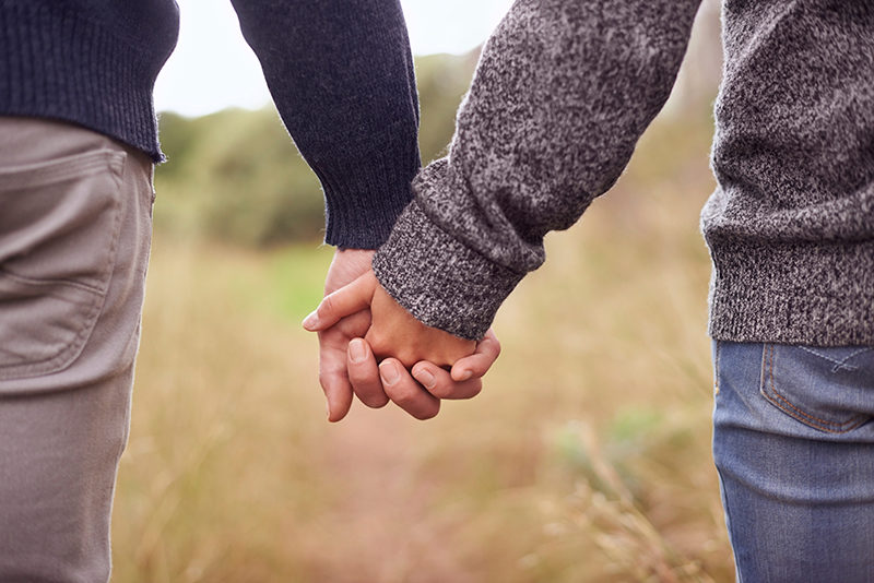 Respectful relationships compatibility using differences in life paths