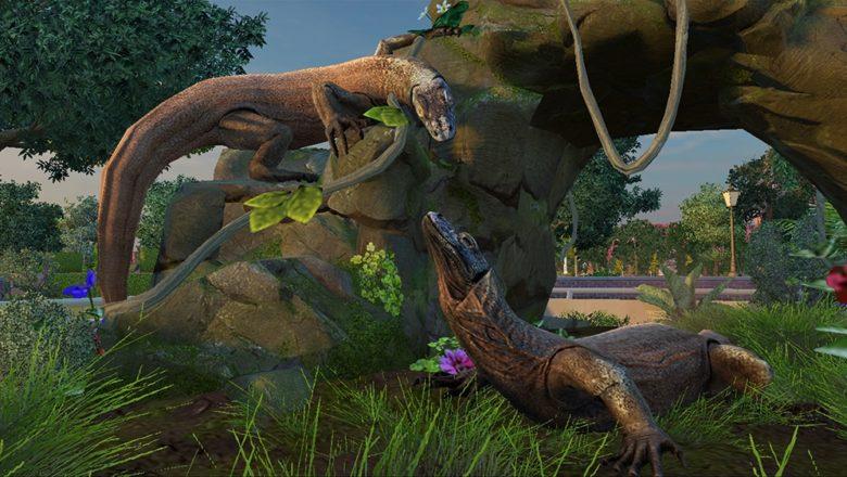 Retro mini games: Breeding Animals in Zoo World