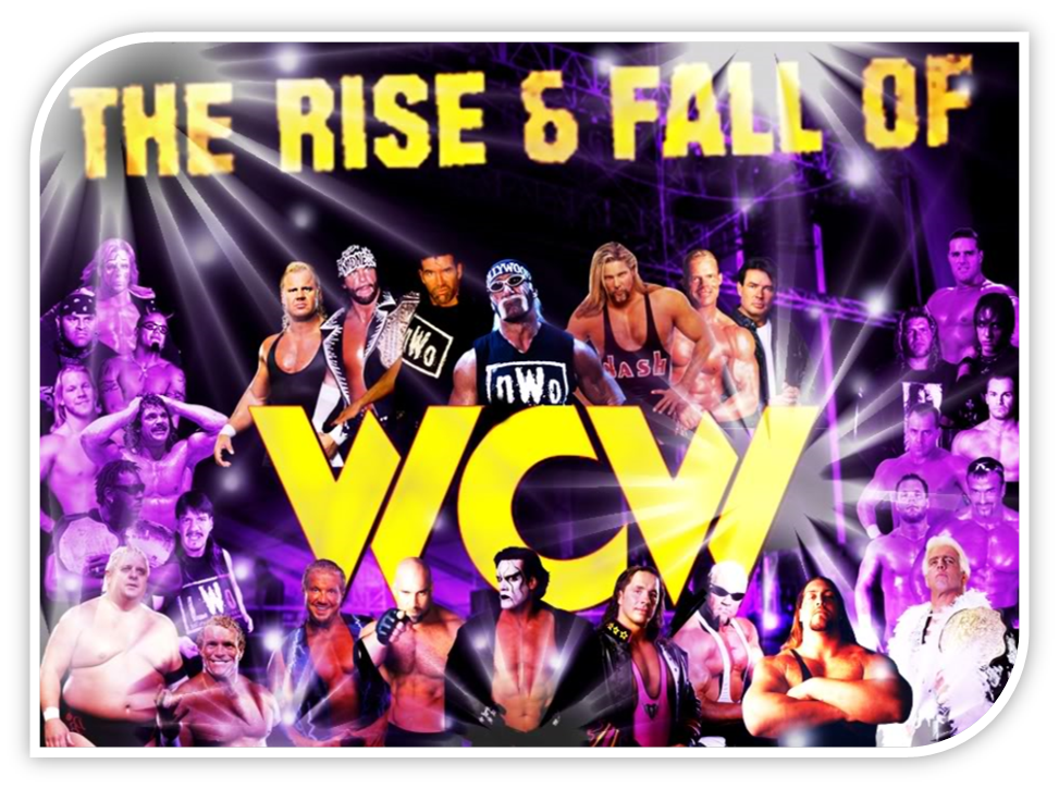 Rise and fall of WCW (1996-2001)