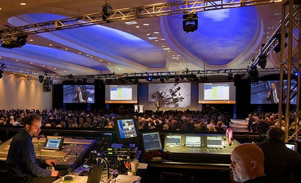 Determining What Kind of Los Angeles Audio Visual Company Is Needed for Your Event
