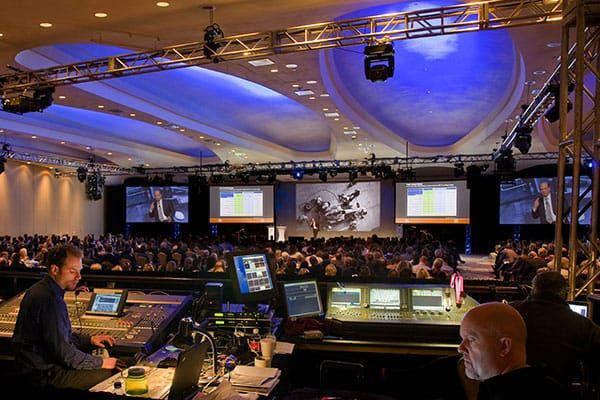 audio visual service Determining What Kind of Los Angeles Audio Visual Company Is Needed for Your Event