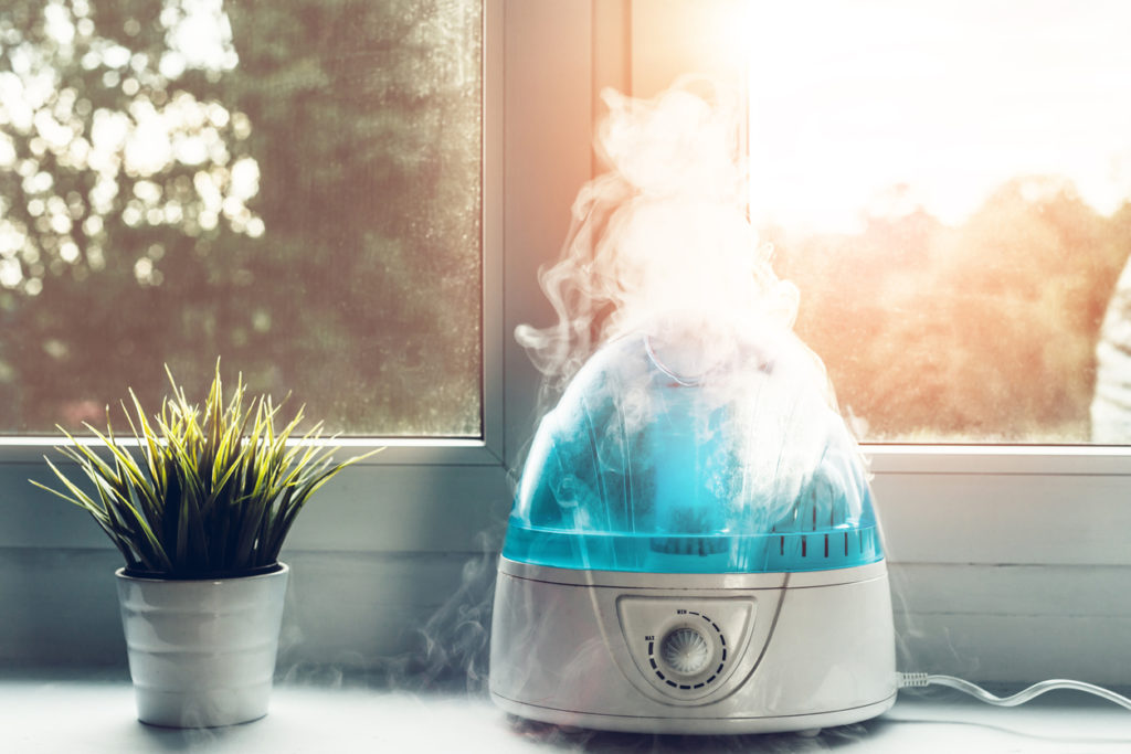 Benefits of Using Air Humidifiers During Winter