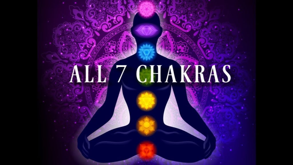 Chakra frequencies - Understanding all seven primary chakras