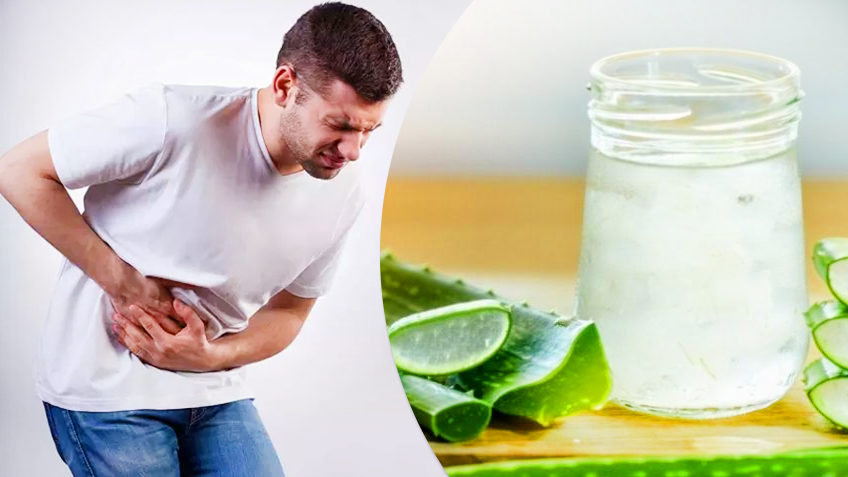 Eases constipation Benefits Of Drinking Aloe Vera Juice