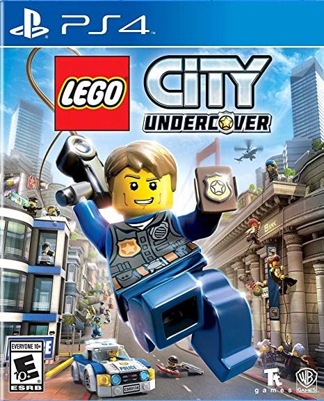 LEGO video games Best Video Games You Can Play with Your Kids