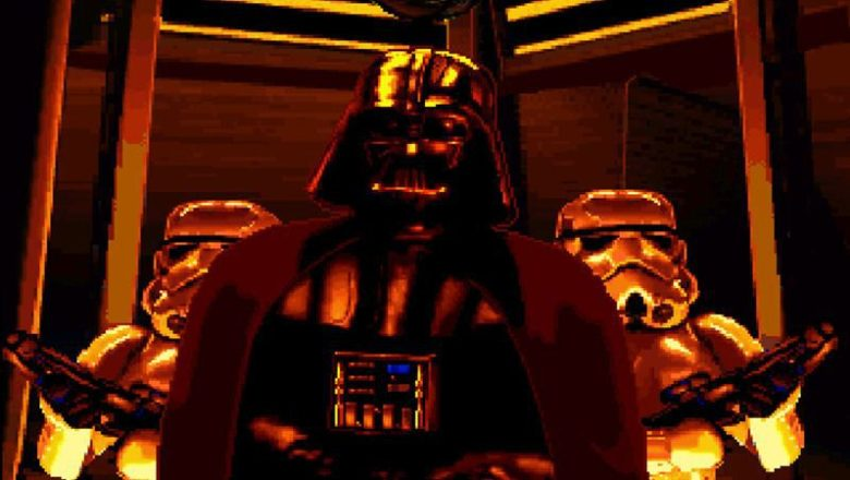 Old 90s games: Classic Star Wars games