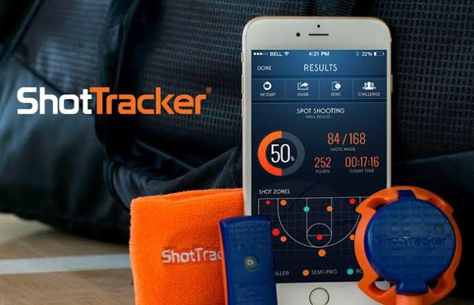 Shot Tracker New tech making a difference in the NBA