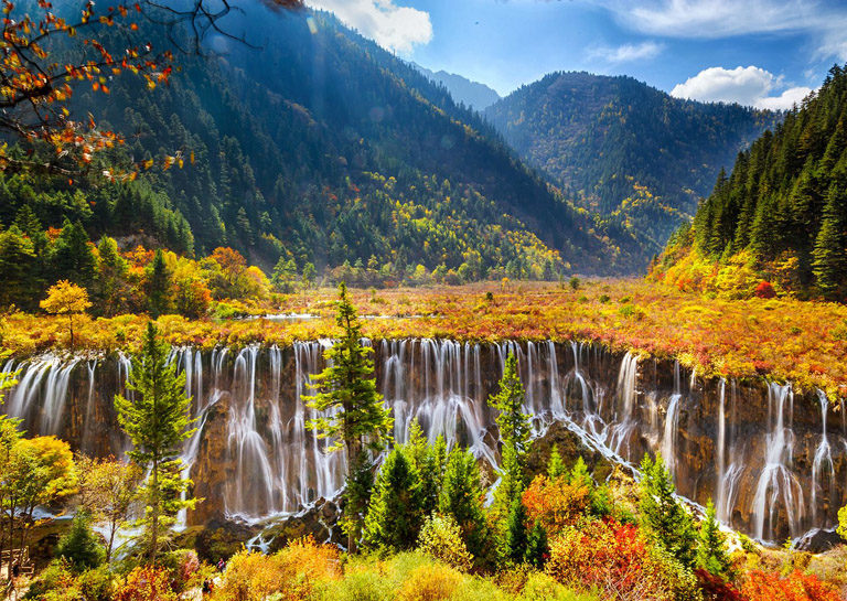 Spectacular landscapes 5 Reasons Why China is a Memorable Vacation Experience