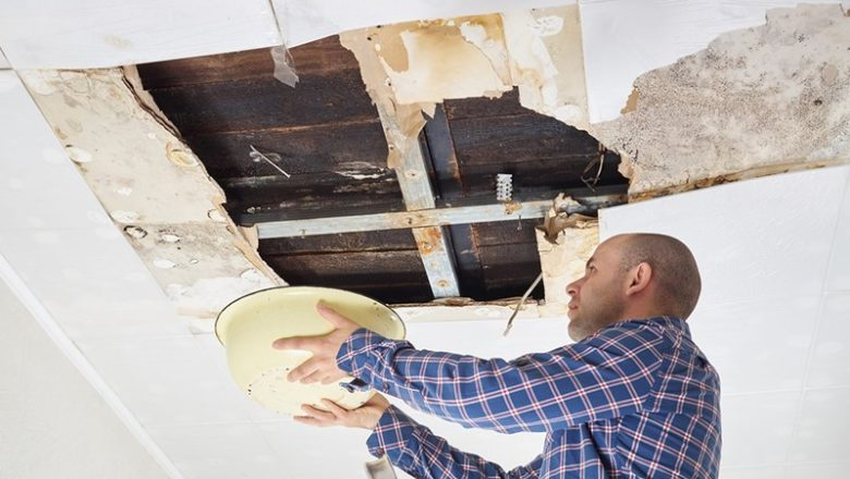 How to Repair a Water Damaged Ceiling