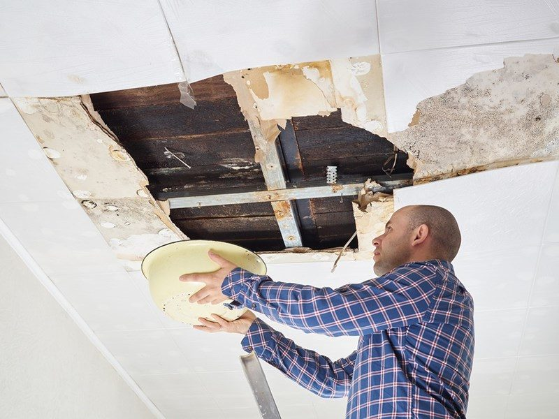 Water Damaged Ceiling How to Repair a Water Damaged Ceiling