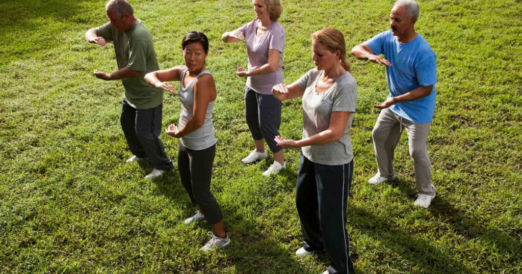 What to expect first time in a Tai Chi Class