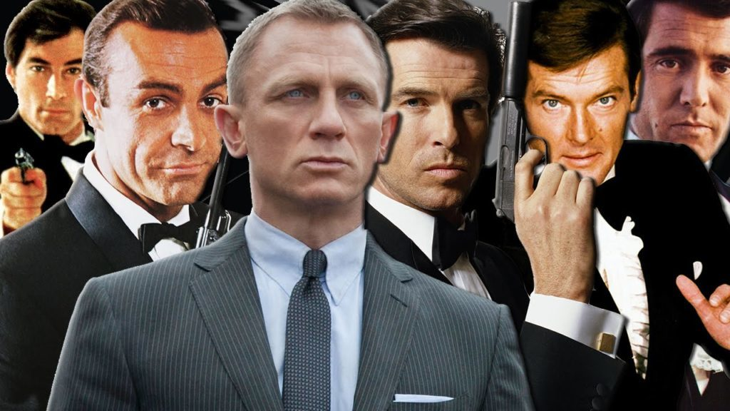 best of Bond Top Ten Bond Themes
