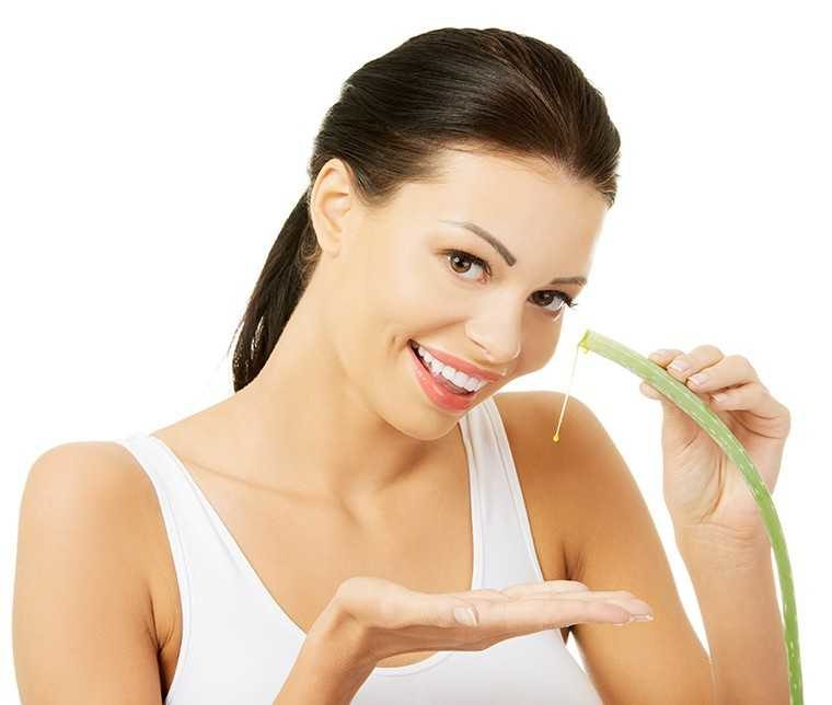 clearsup your skin Benefits Of Drinking Aloe Vera Juice