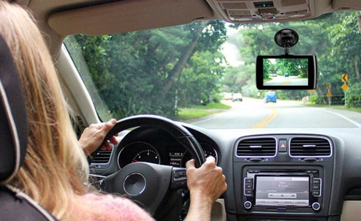 dashboard camera The Best Ways to Keep Your Car as Safe as Possible