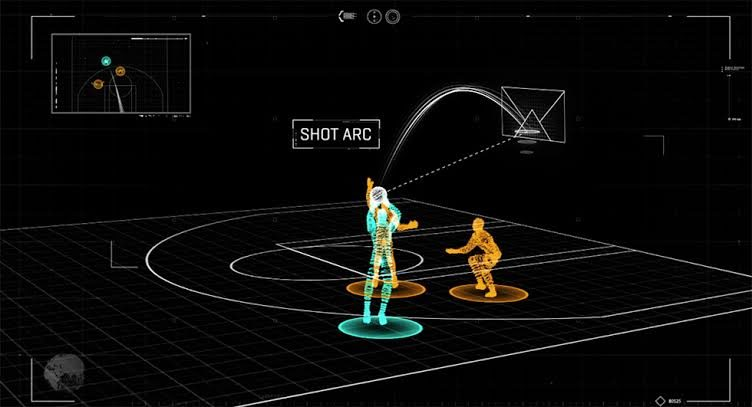 how it works New tech making a difference in the NBA