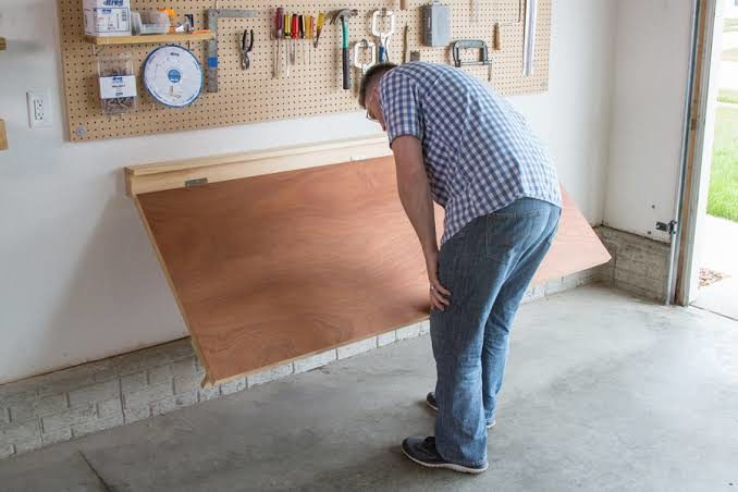 foldable work 5 Ways to Reduce Your Garage Clutter