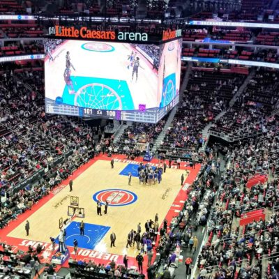 New tech making a difference in the NBA